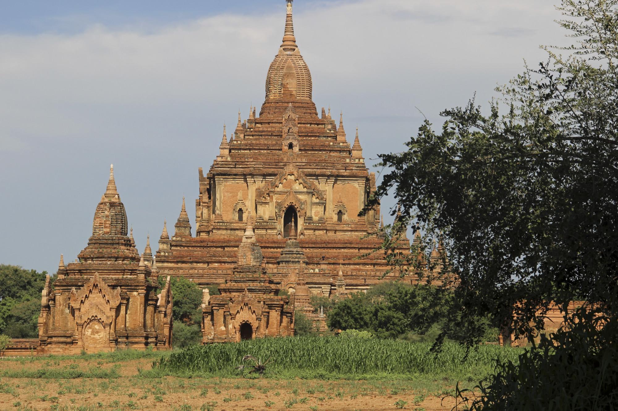 Temple Bagan