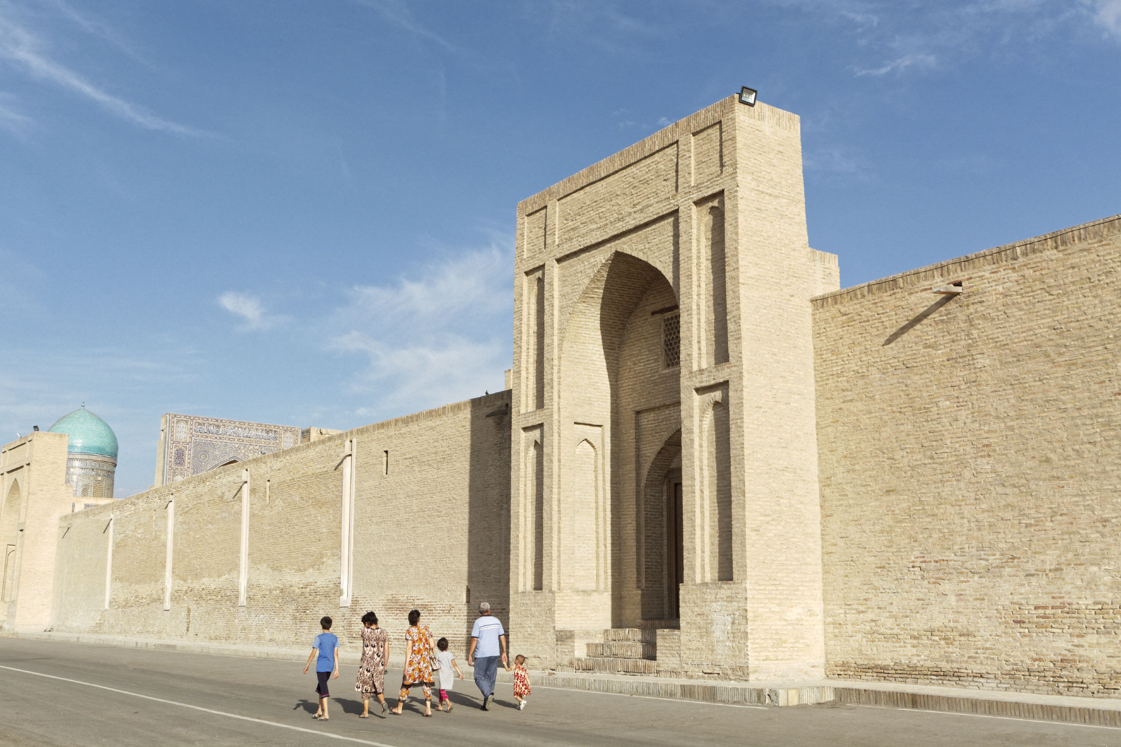 Visiter Boukhara