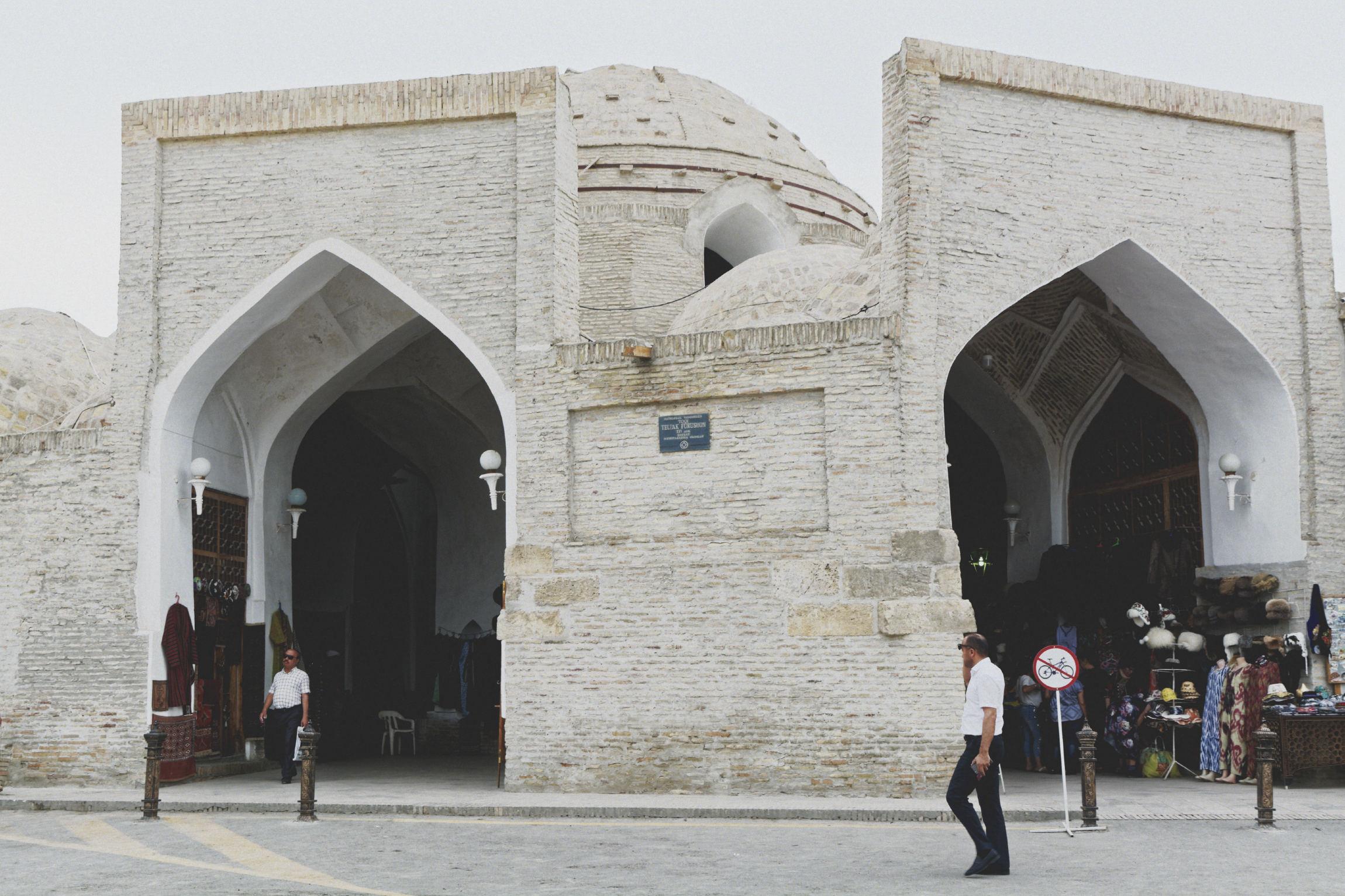 Bazar Boukhara