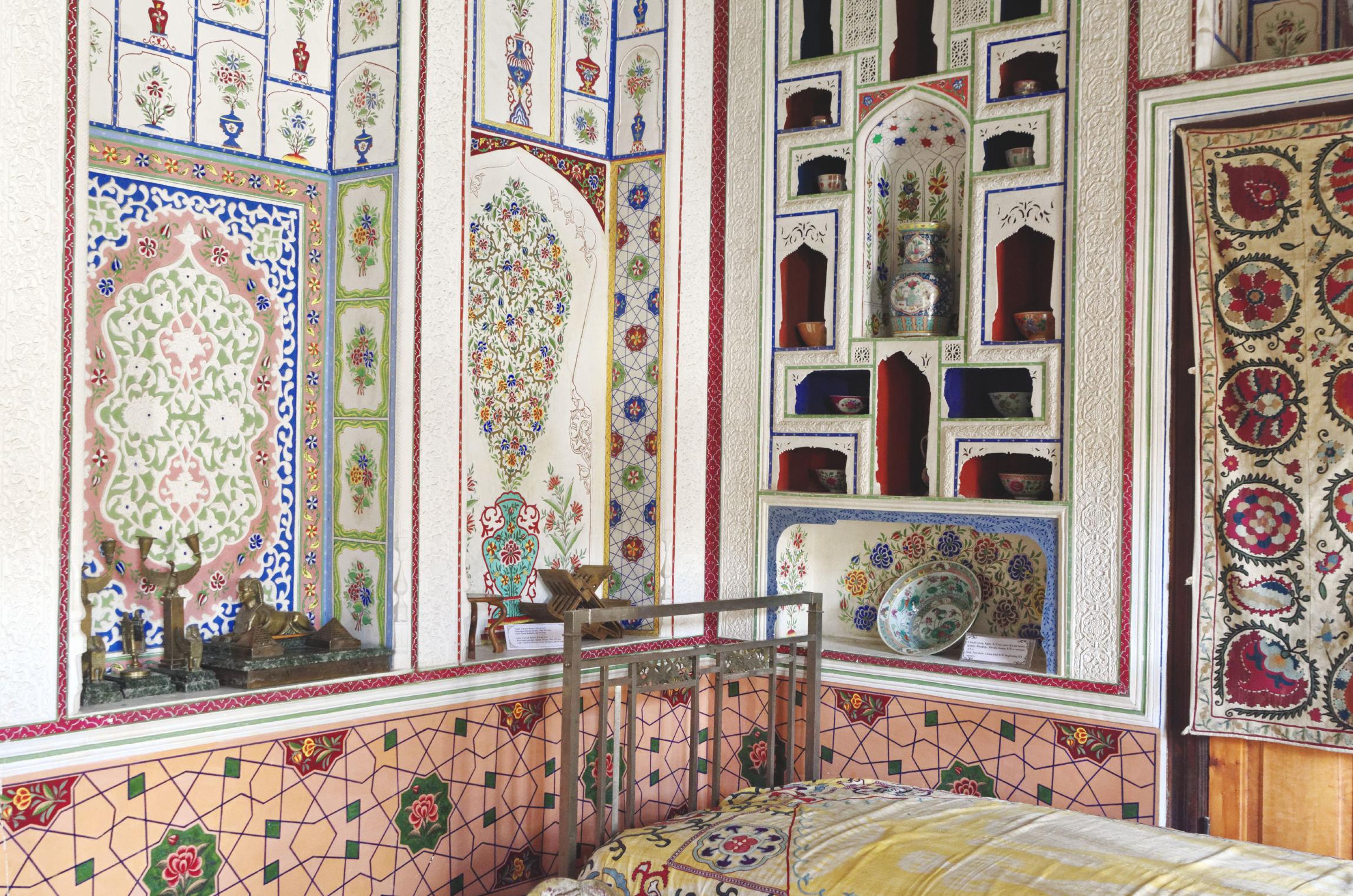Chambre maison Fayzulla Khodjaev