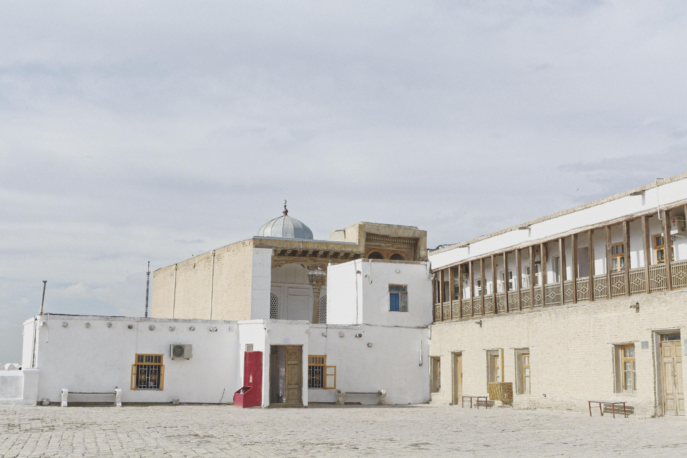 Citadelle de l'Ark Boukhara