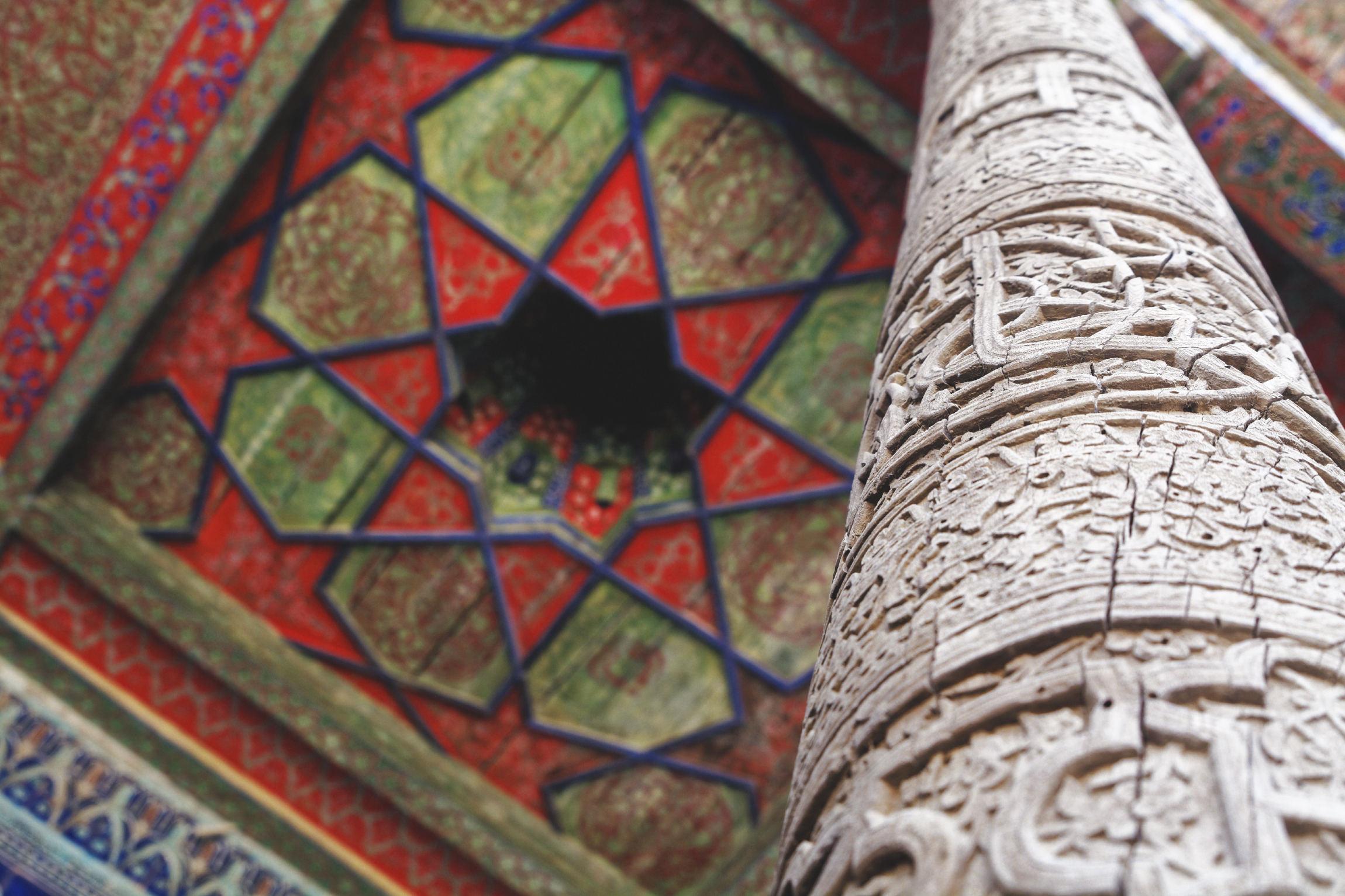 Palais Tach Khaouli Khiva