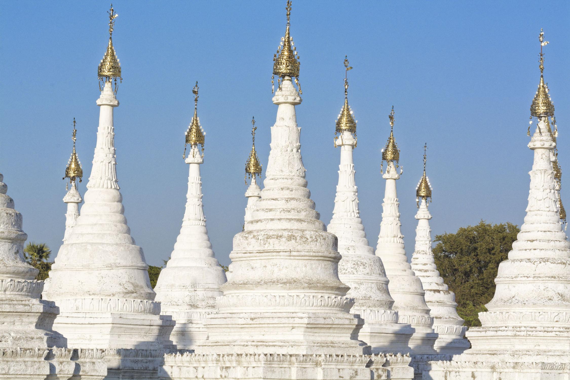 Paya Sandamuni Mandalay