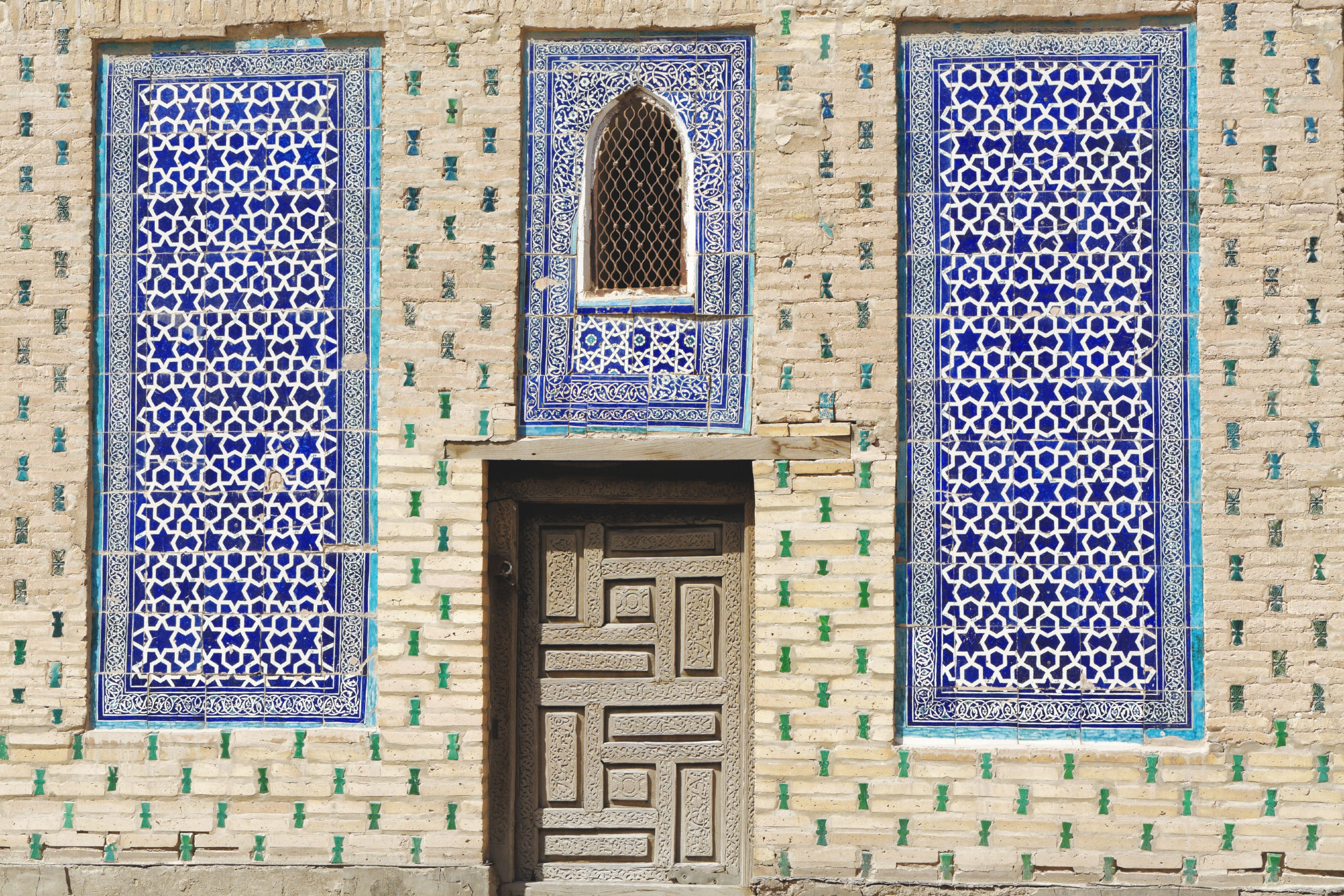 Majoliques Tach Khaouli Khiva