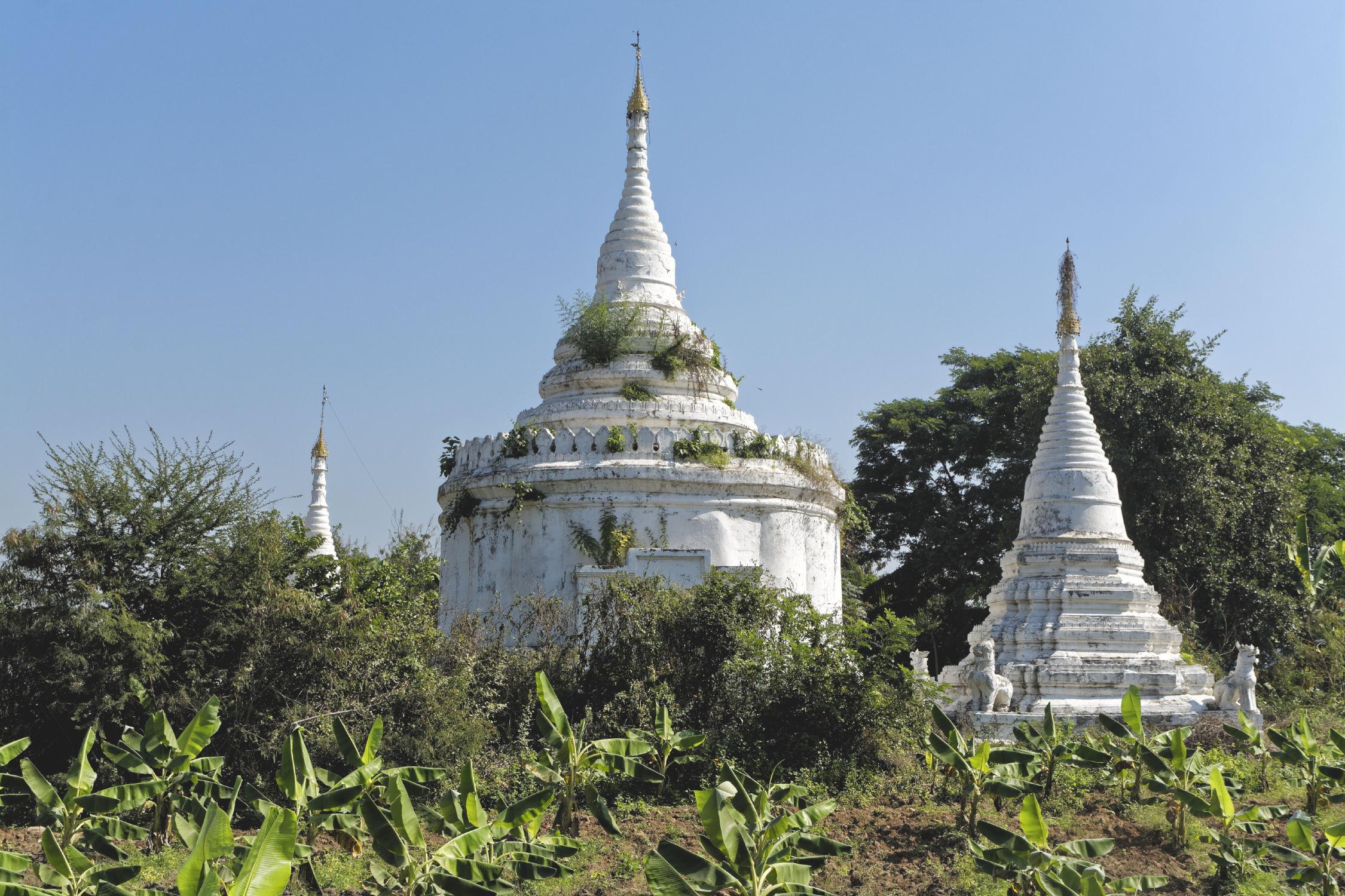 Stupas Inwa