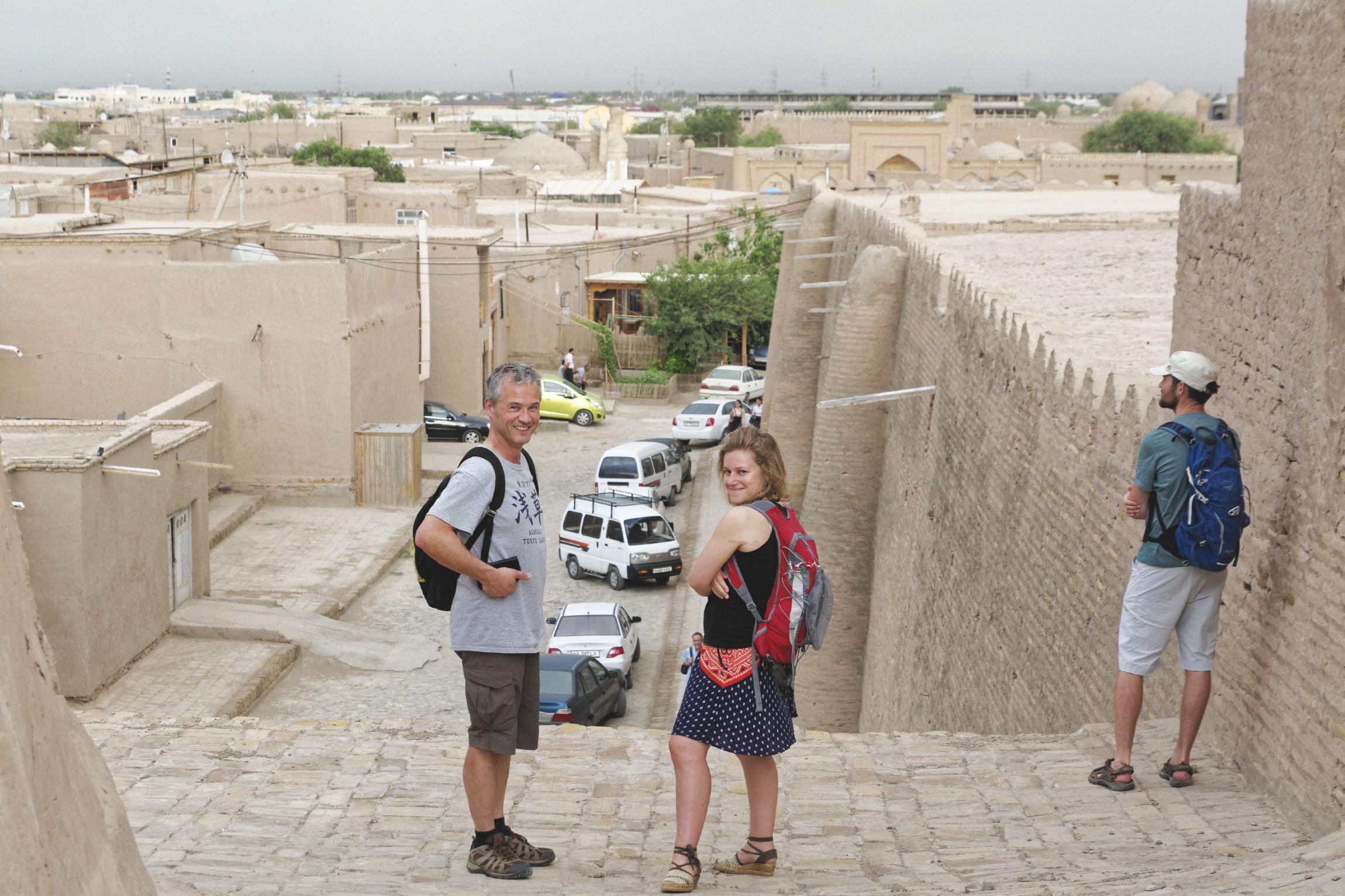 Famille Khiva