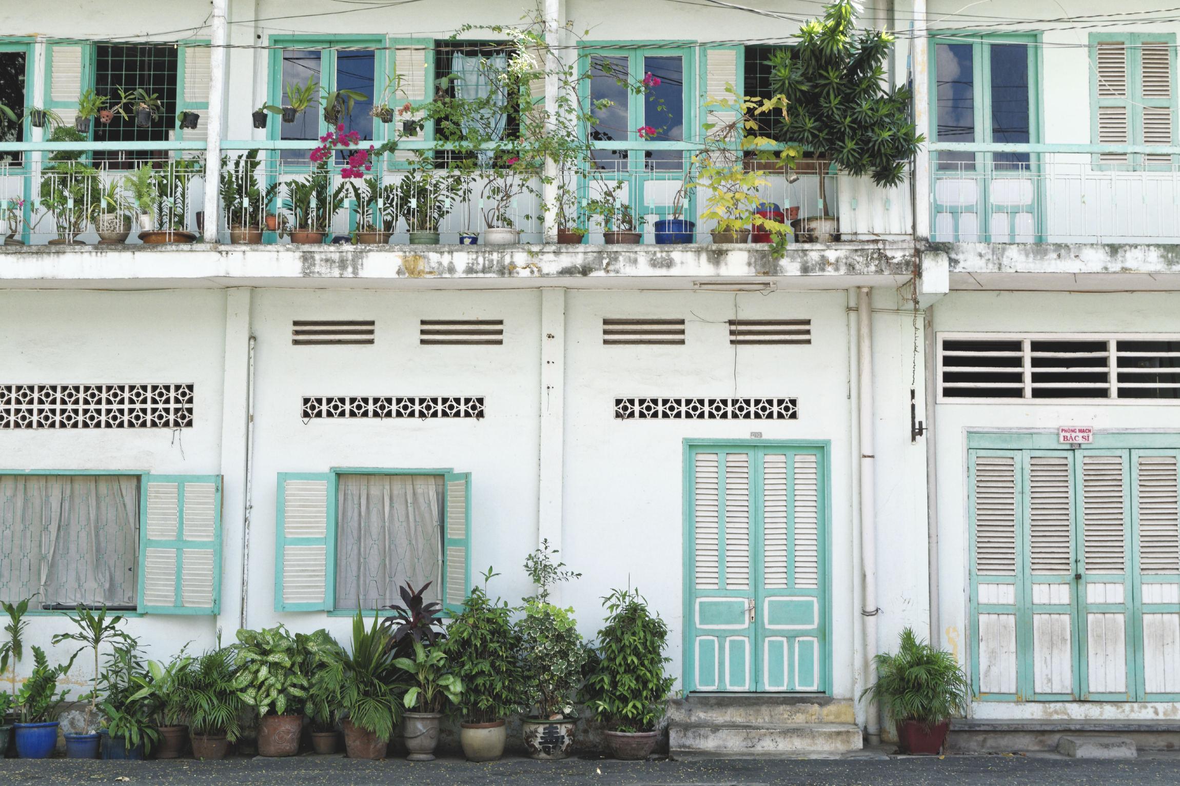 Quartier de Cholon Hô Chi Minh Ville
