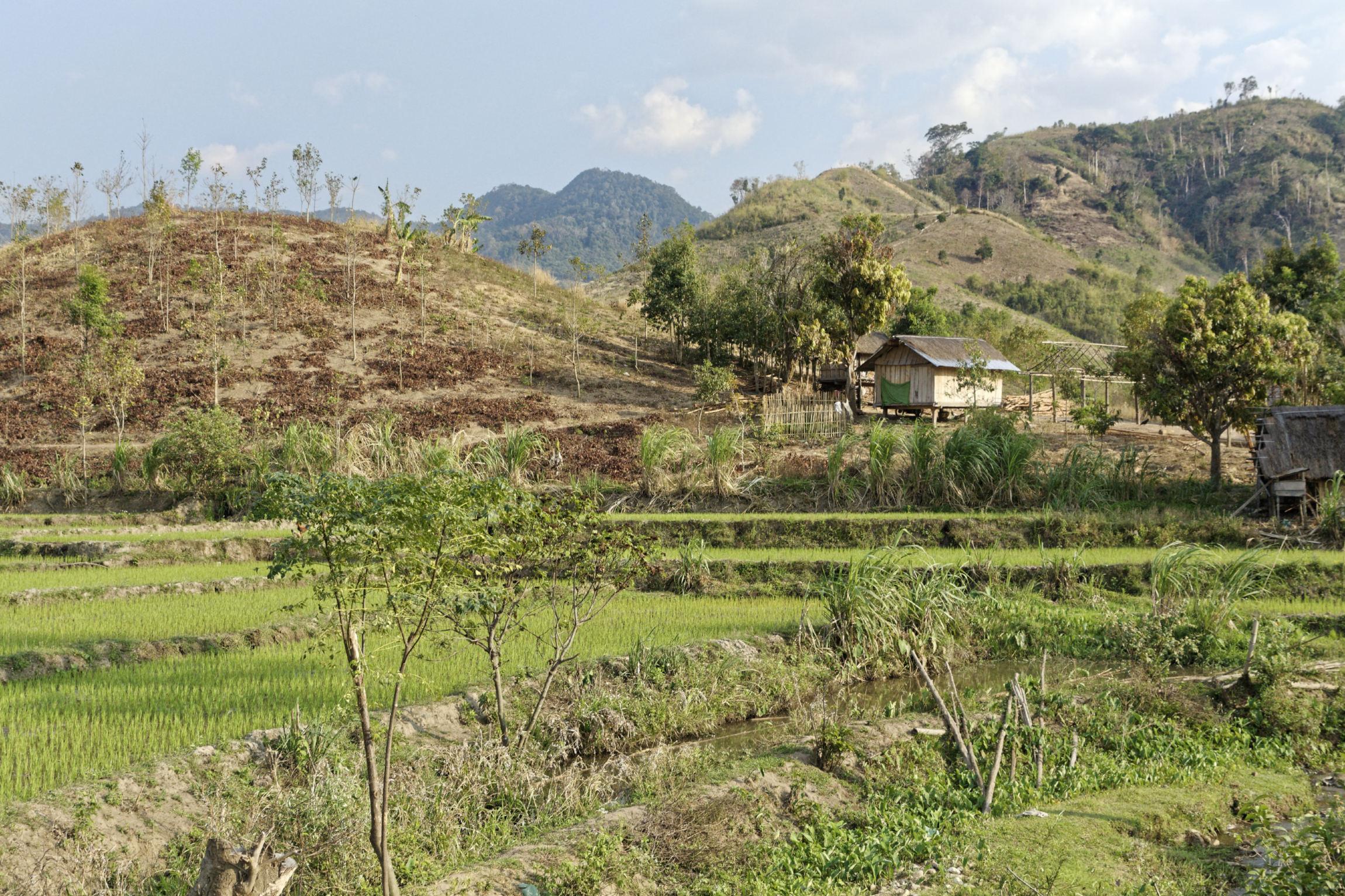 Village Kon Knoh Kontum