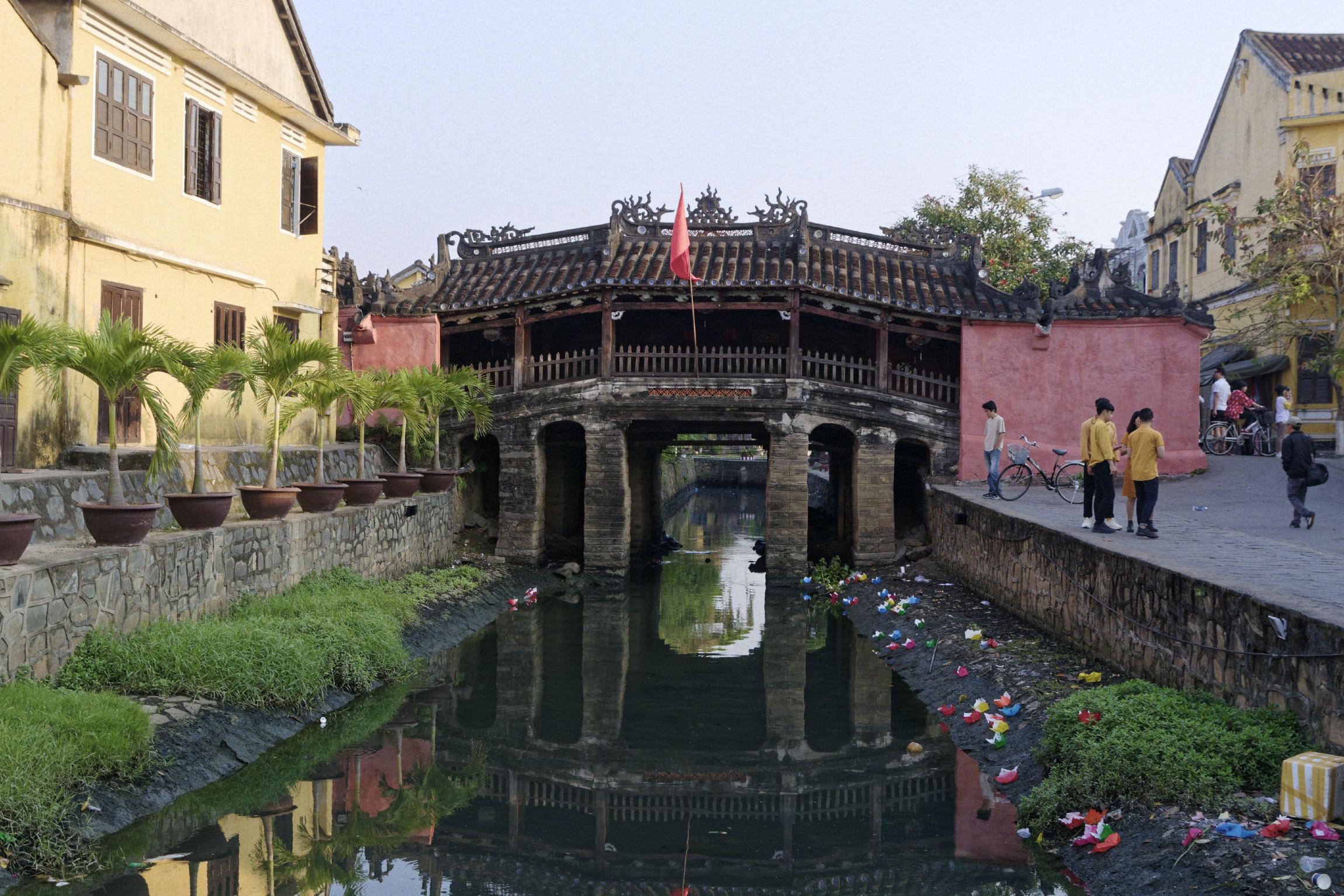 Pont japonais Hoi An