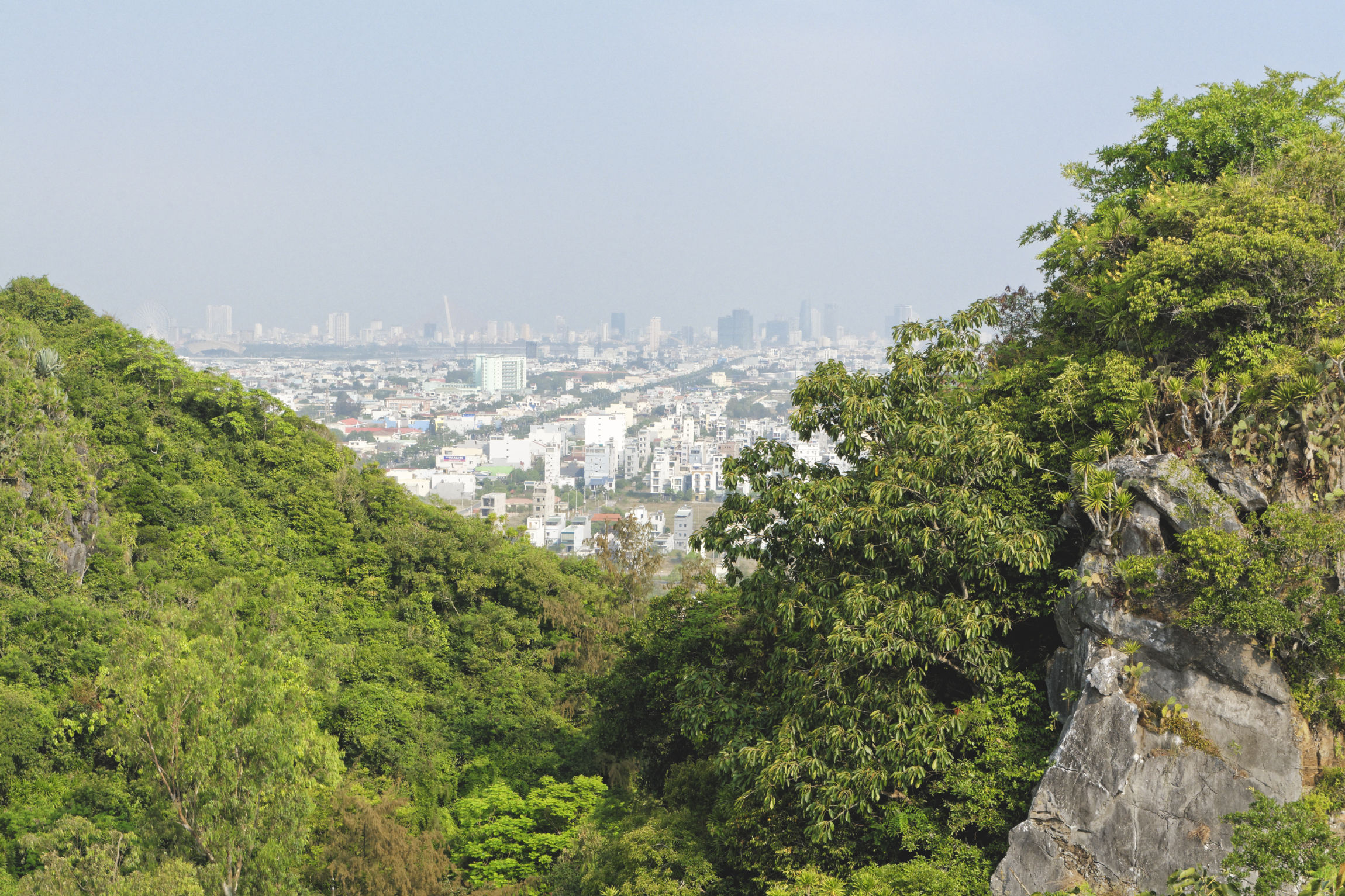 Vue sur Danang