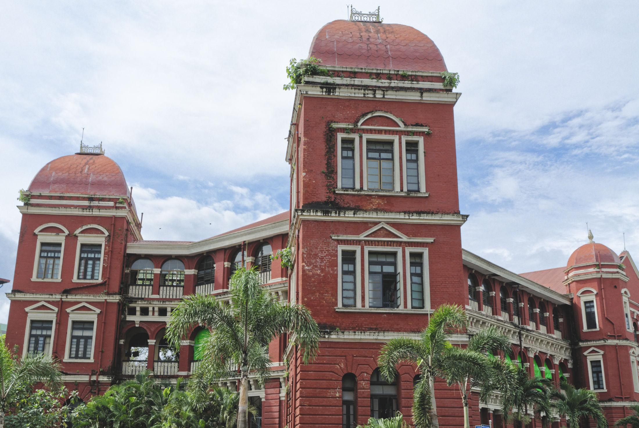 Hôpital de Yangon