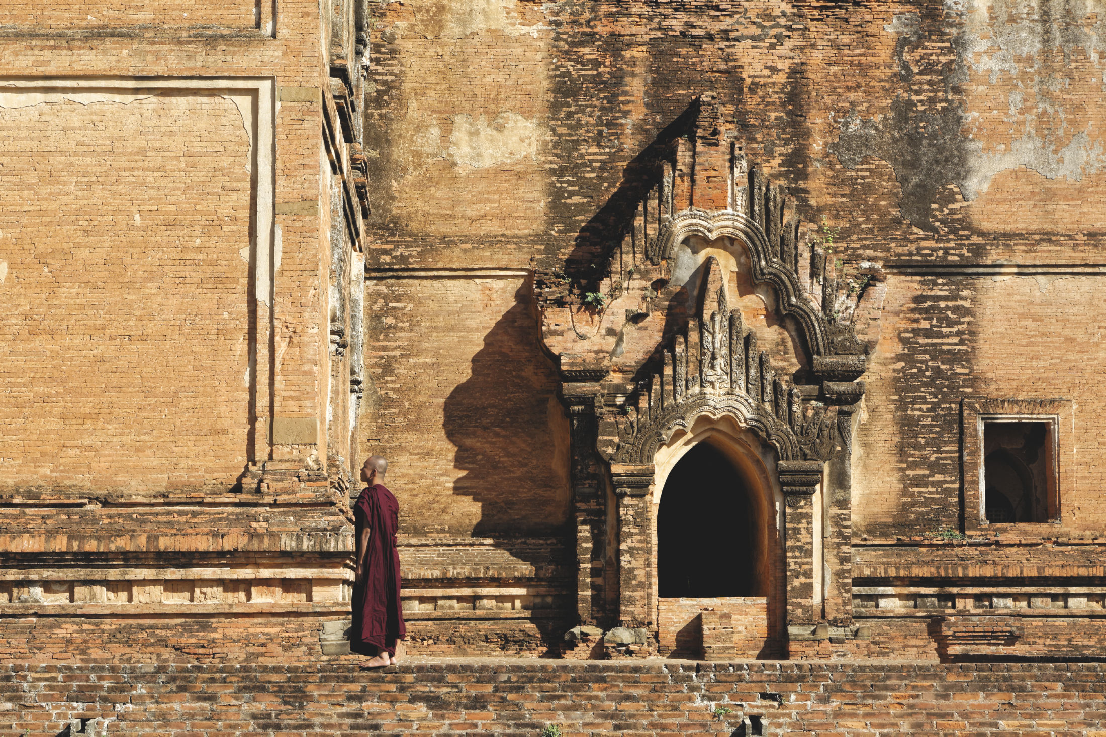 Bagan, au cœur de l'hiver