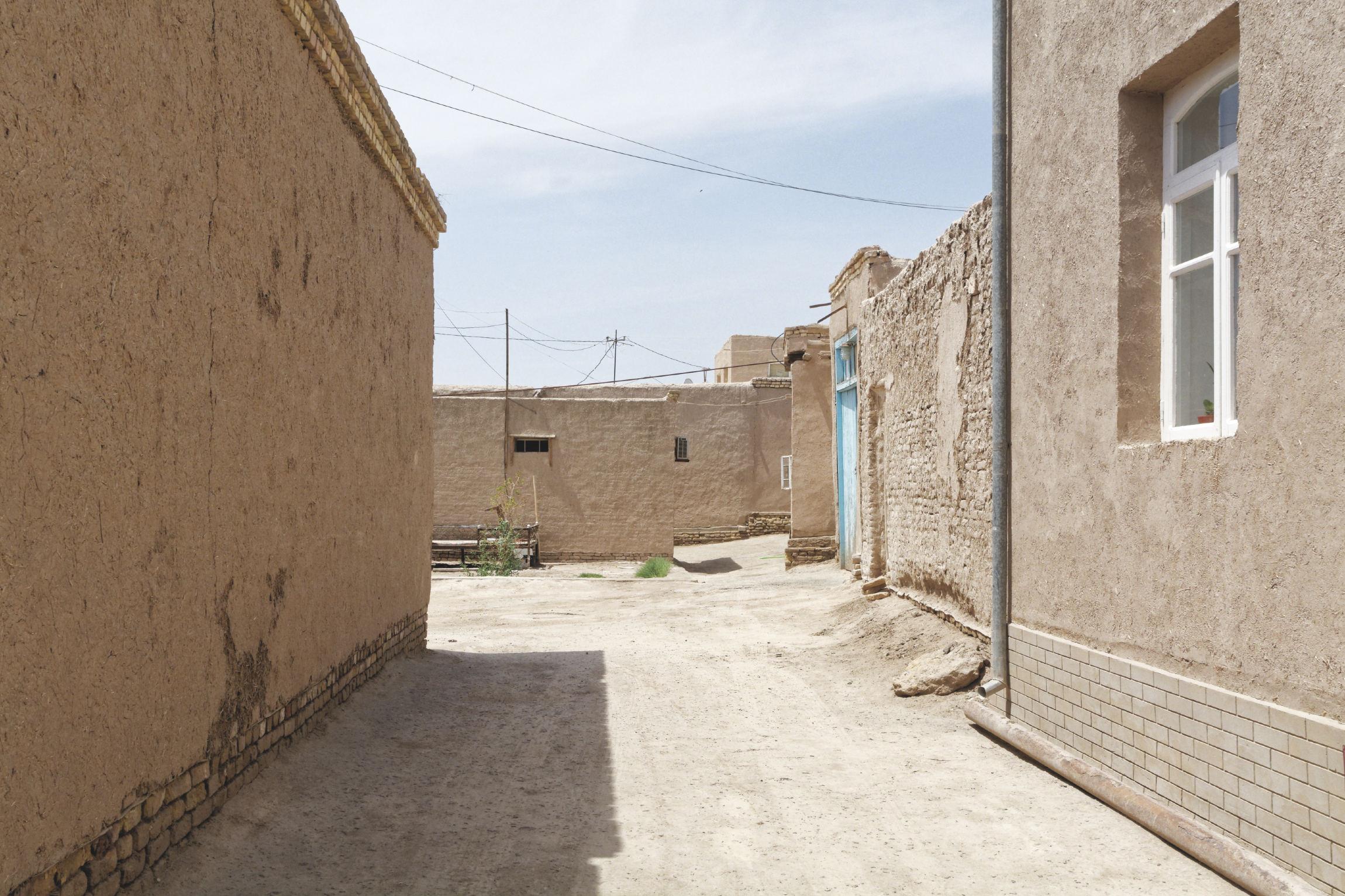Rue de Khiva