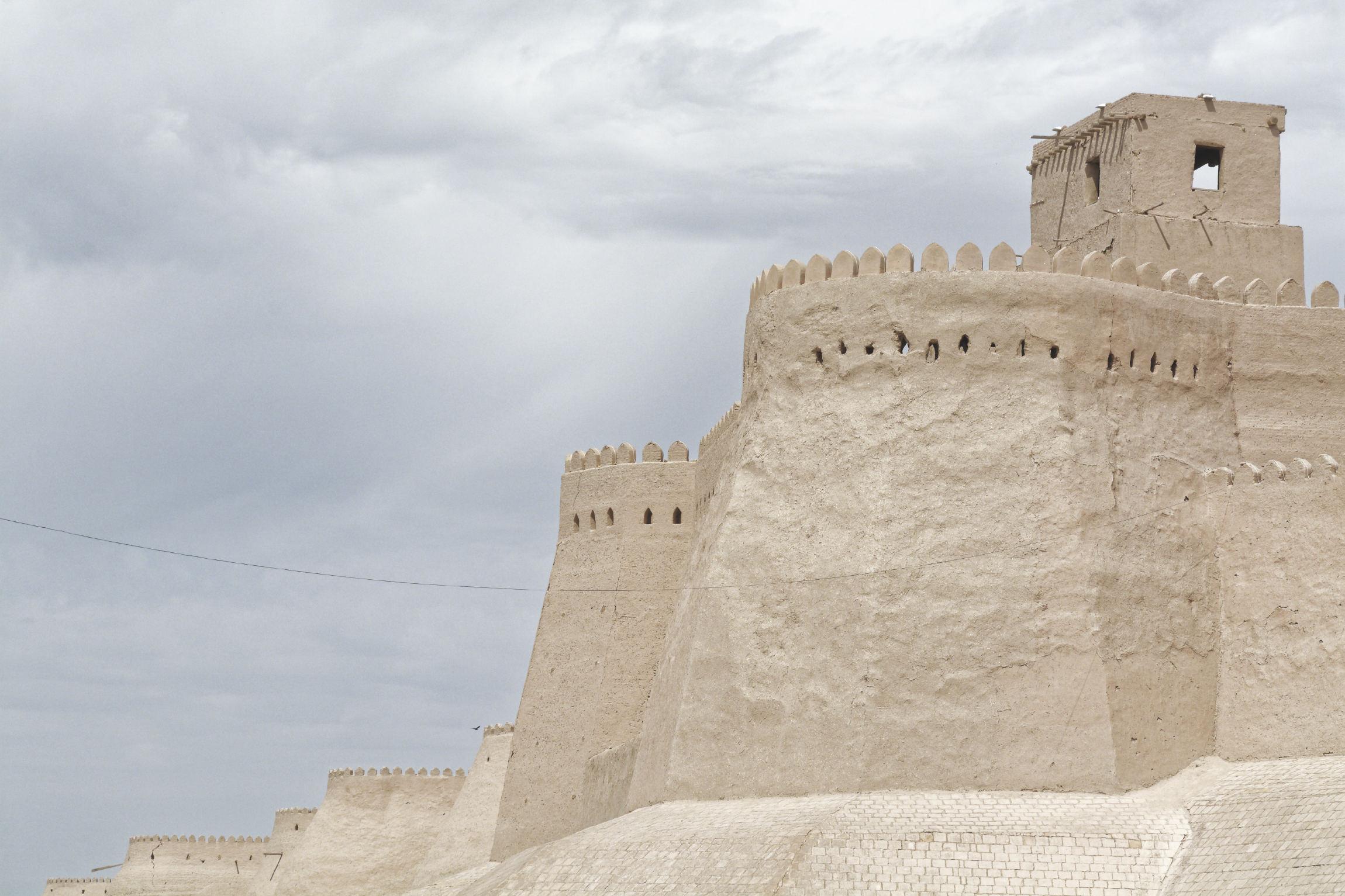 Murailles de Khiva