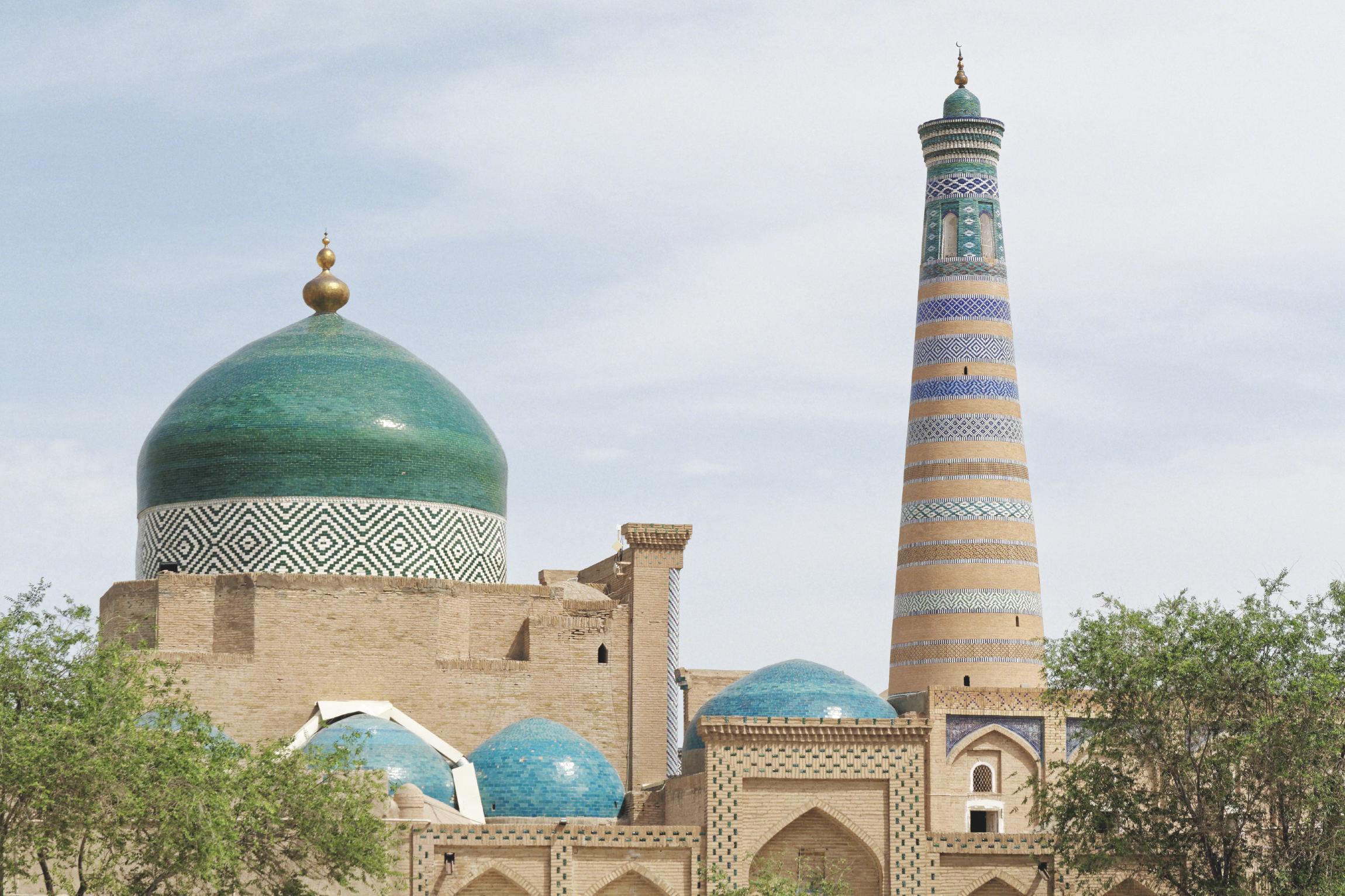 Mausolée Pahlavon Mahmud Khiva