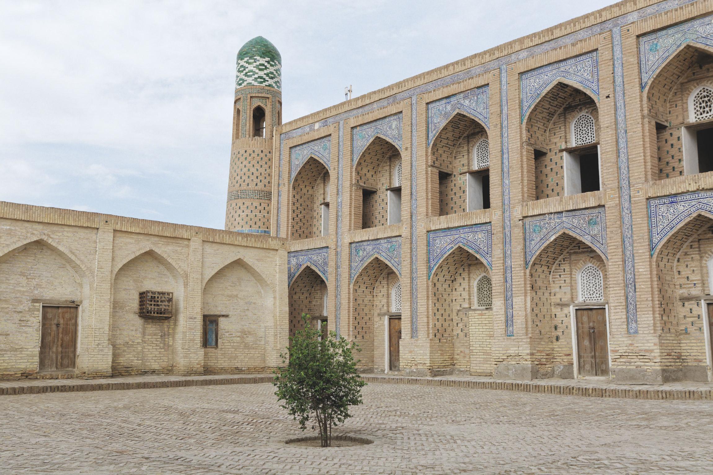 Citadelle de l'Ark Khiva