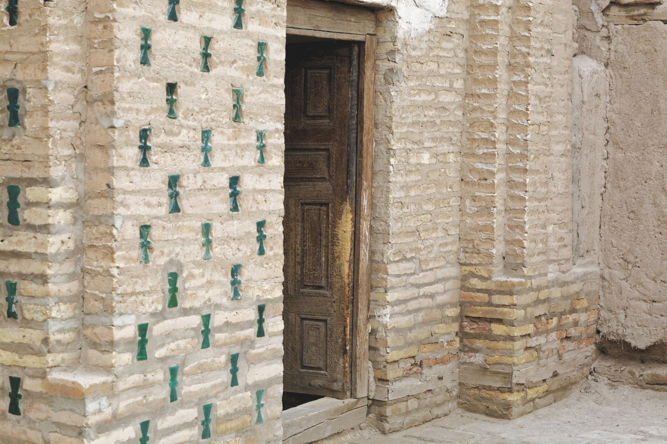 Porte et céramique Khiva
