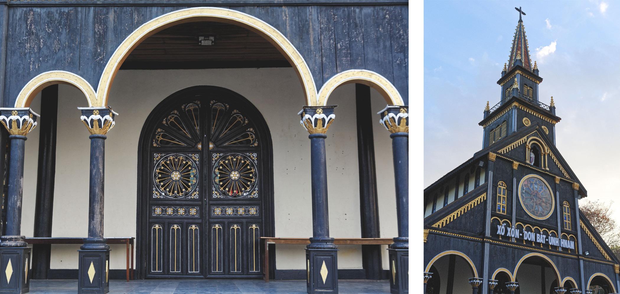 Église Kontul