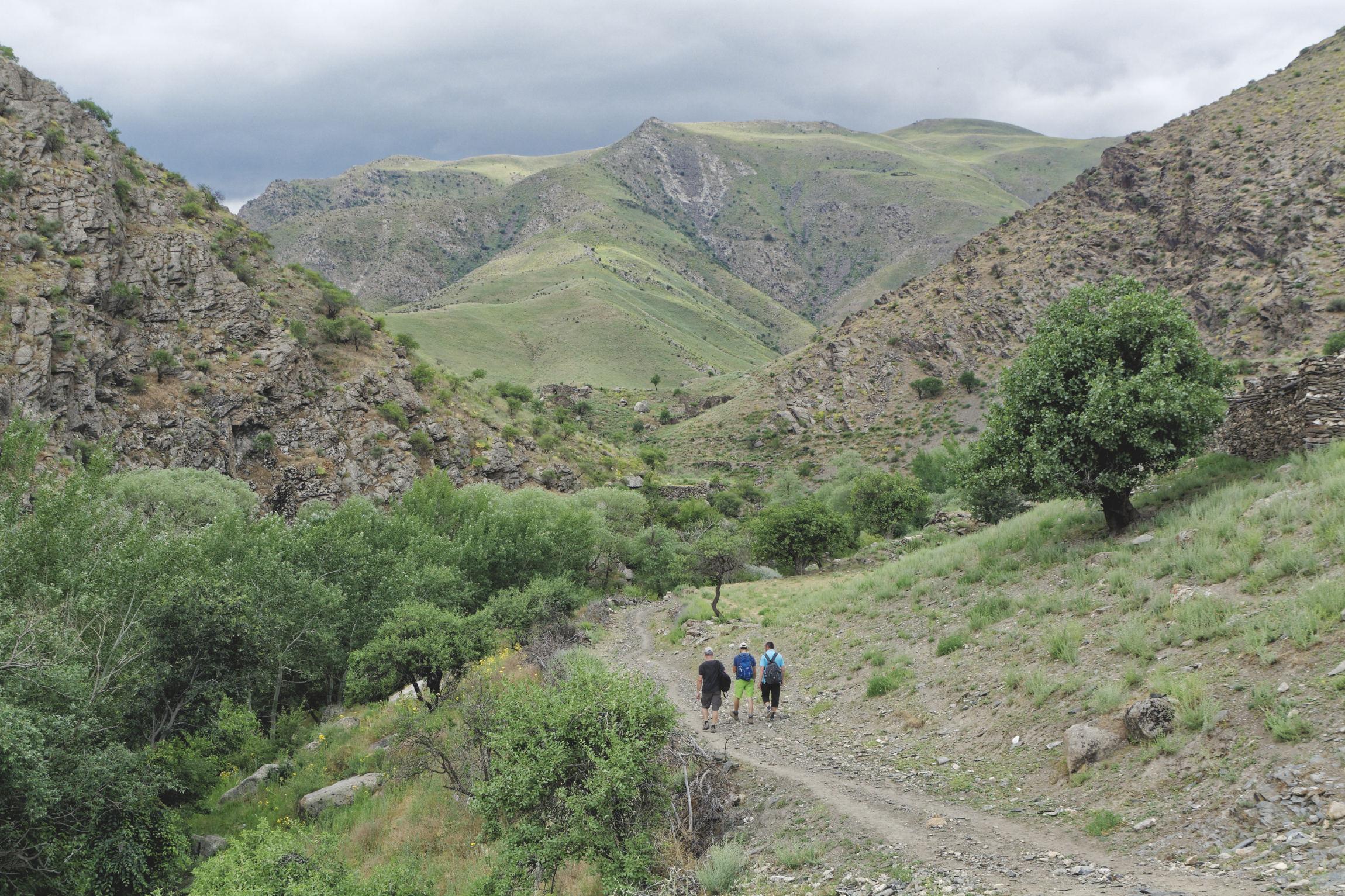 Monts Nuratau