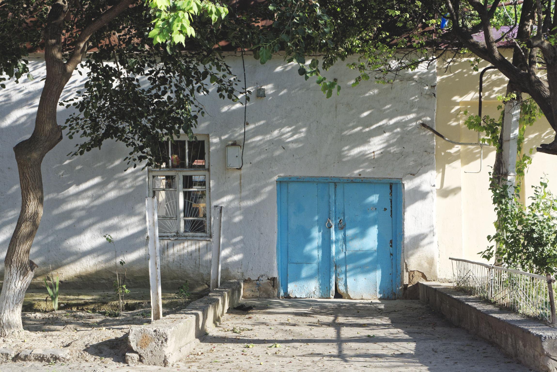 Vieux quartier Samarcande