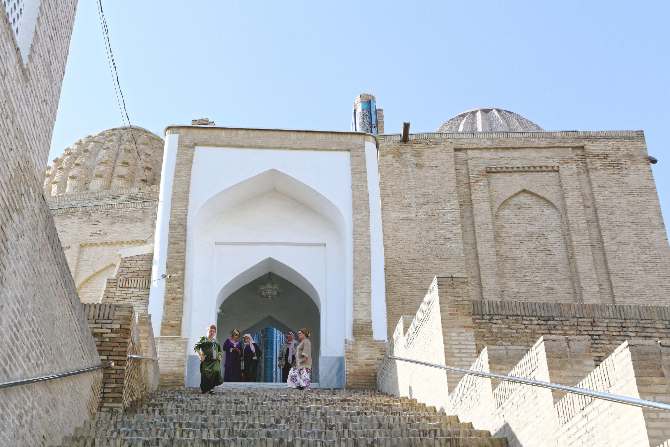 Shah i Zinda Samarcande