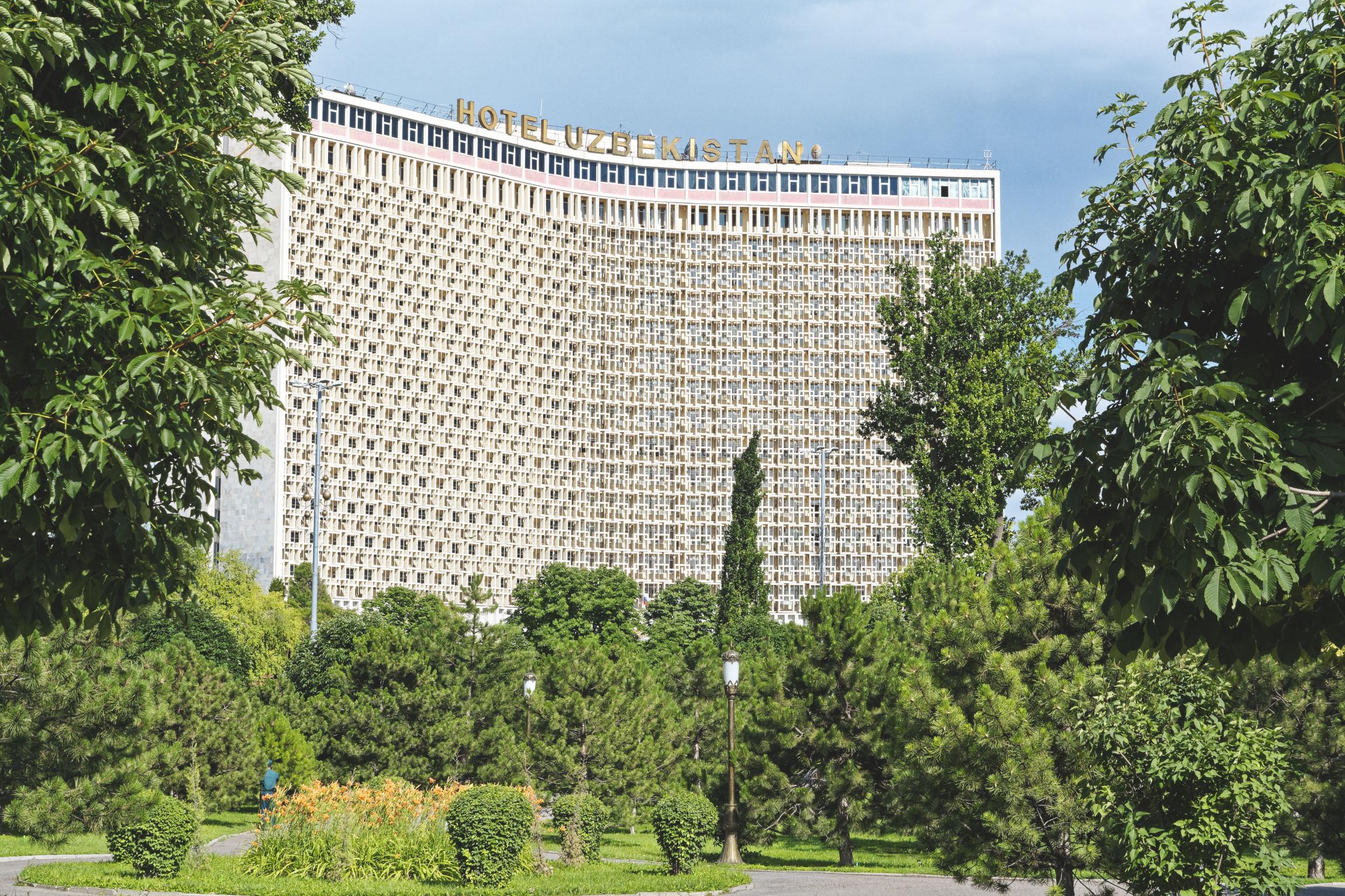 Hotel Uzbekistan Tachkent Ouzbékistan