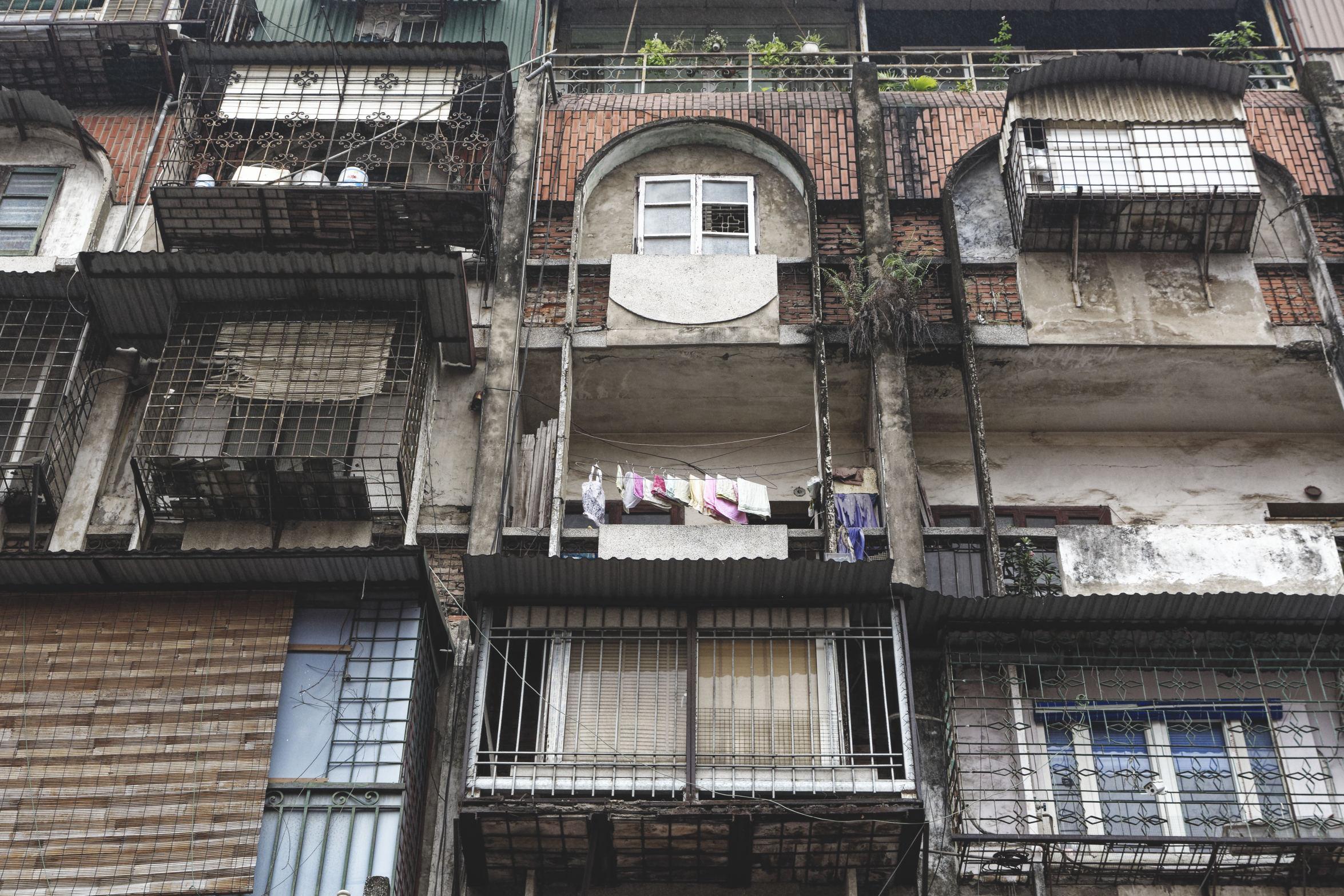 Immeuble Hanoi