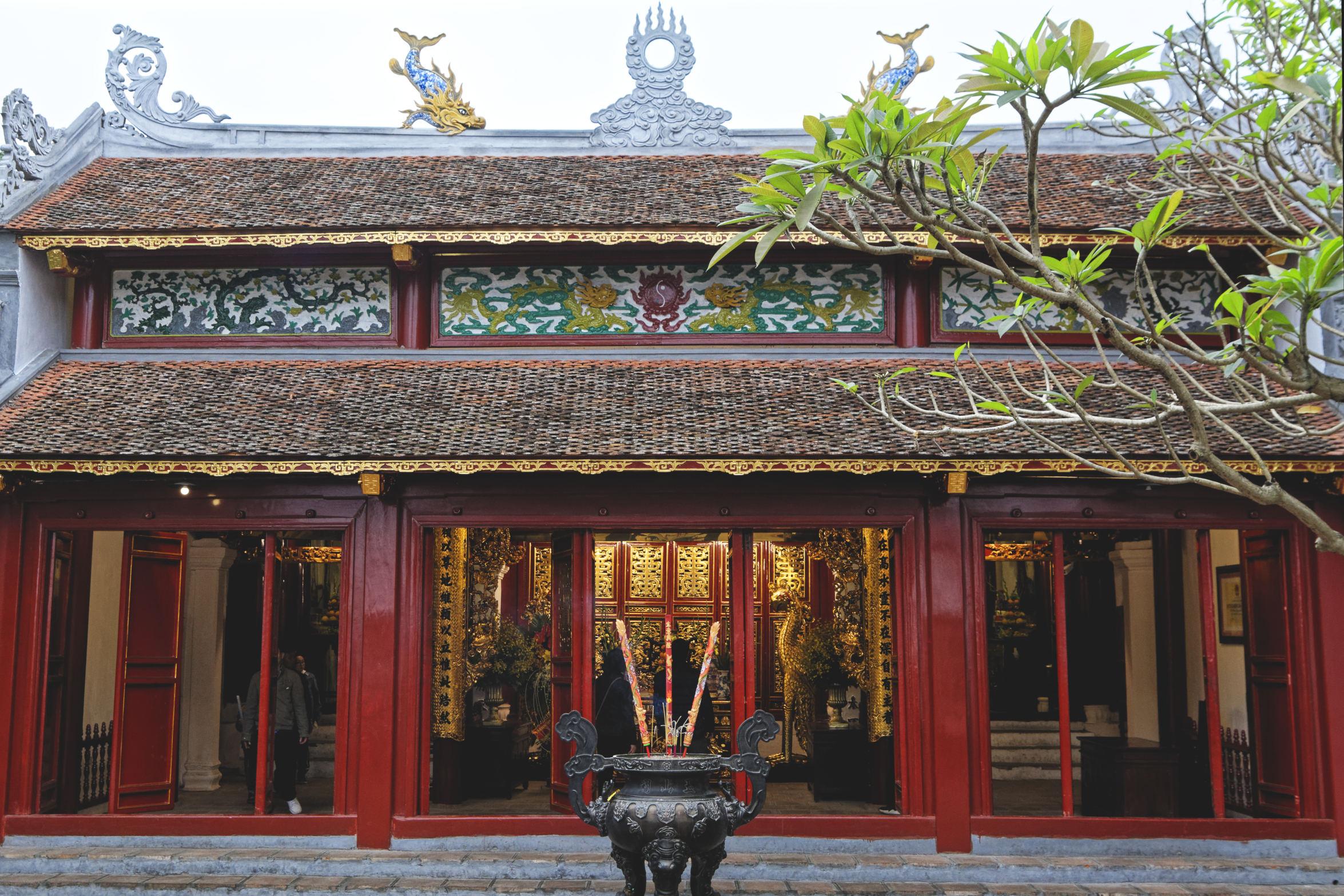 Ngoc Son Hanoi