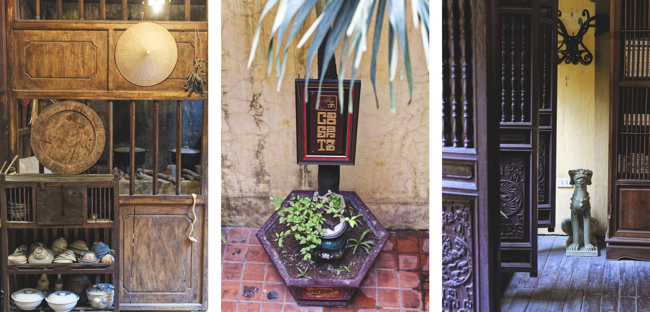 Maison ancienne Hanoi