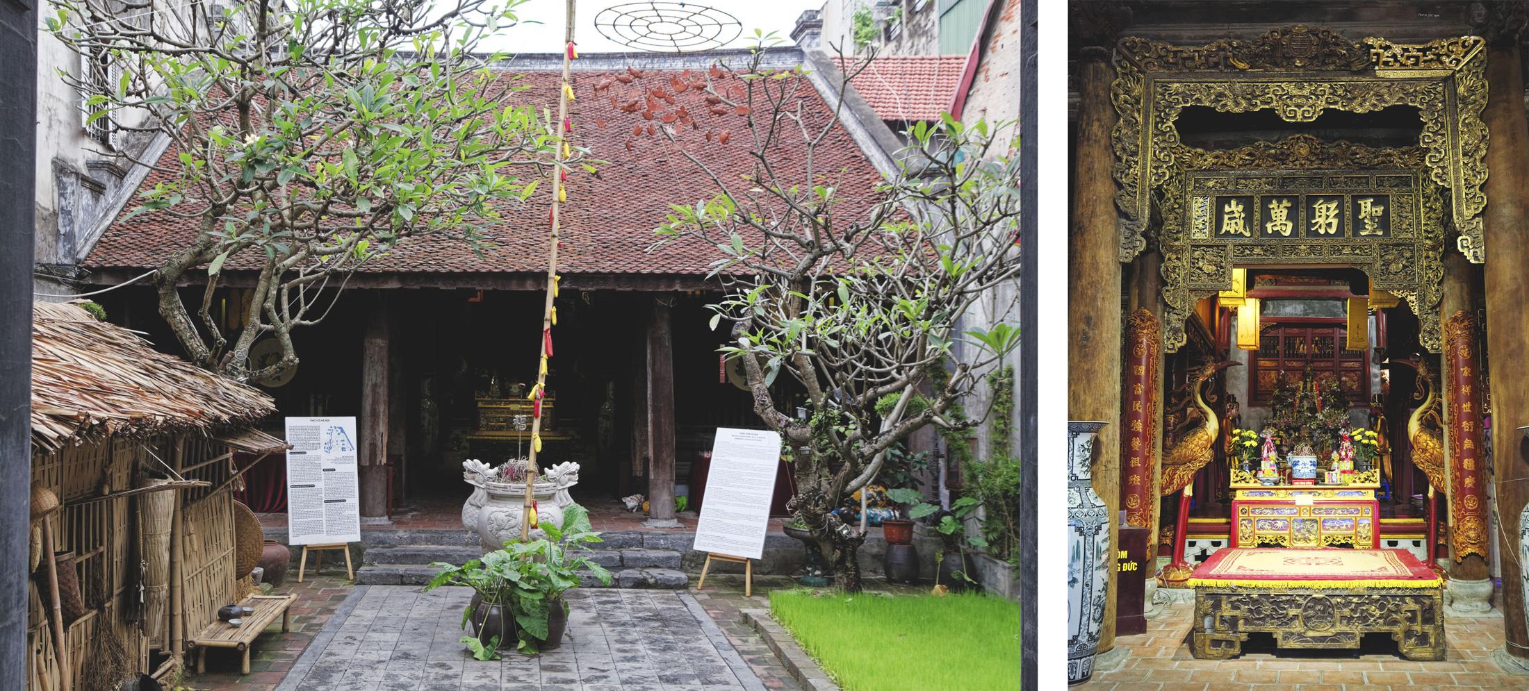 Vieille ville Hanoi