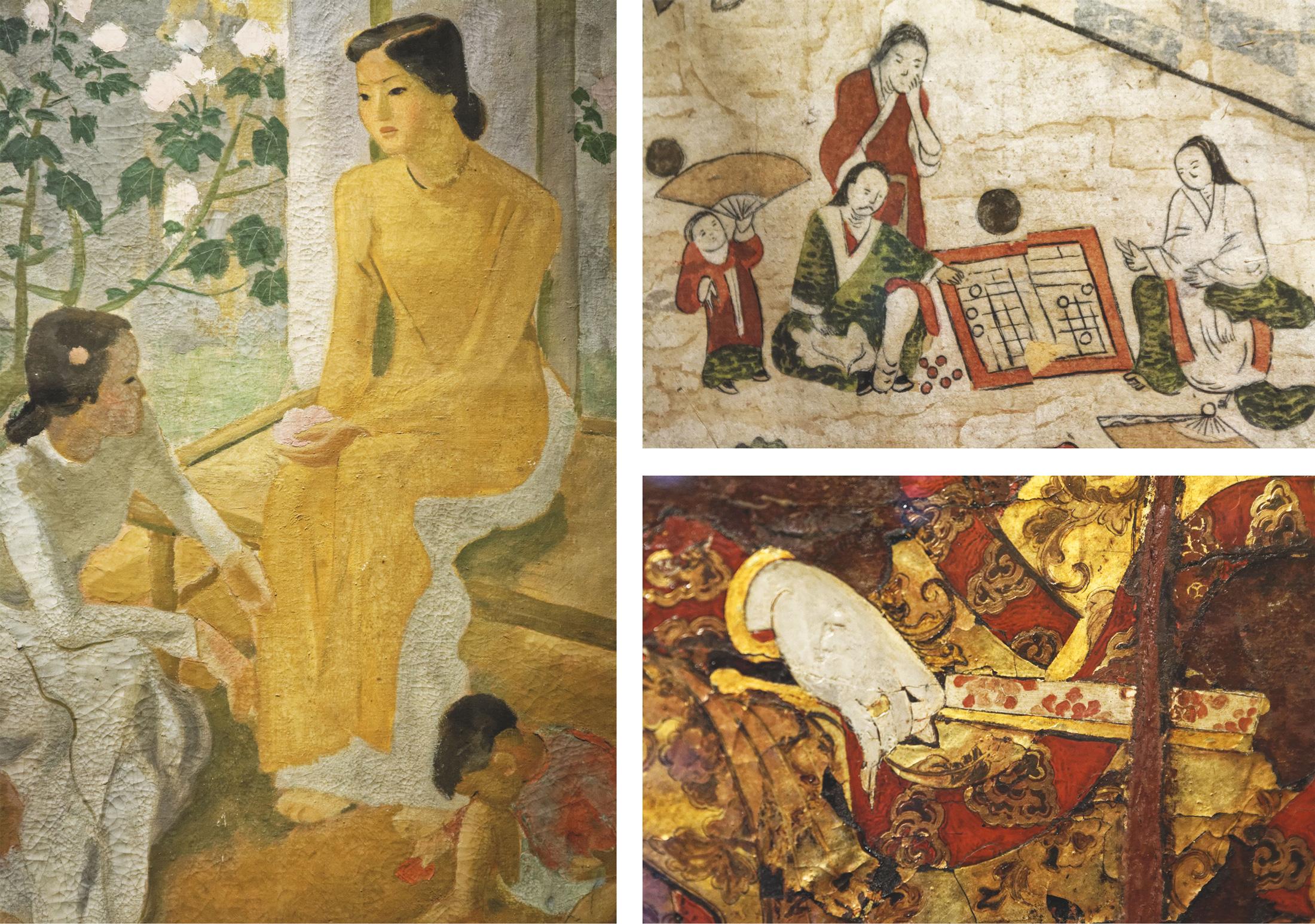 Musée des beaux-arts Hanoi