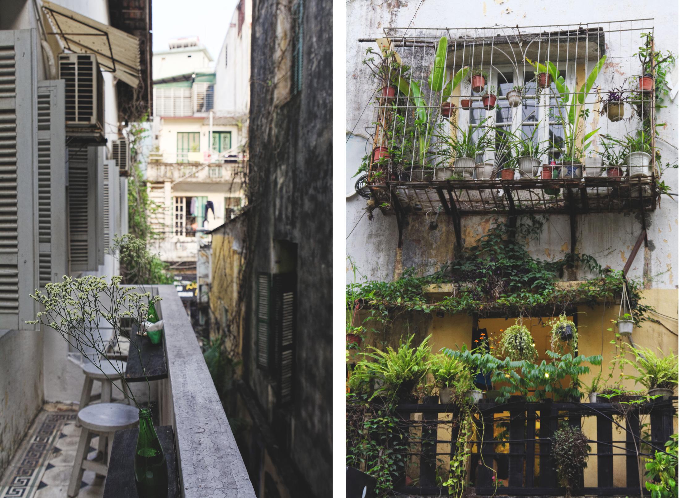 Terrasses Hanoi