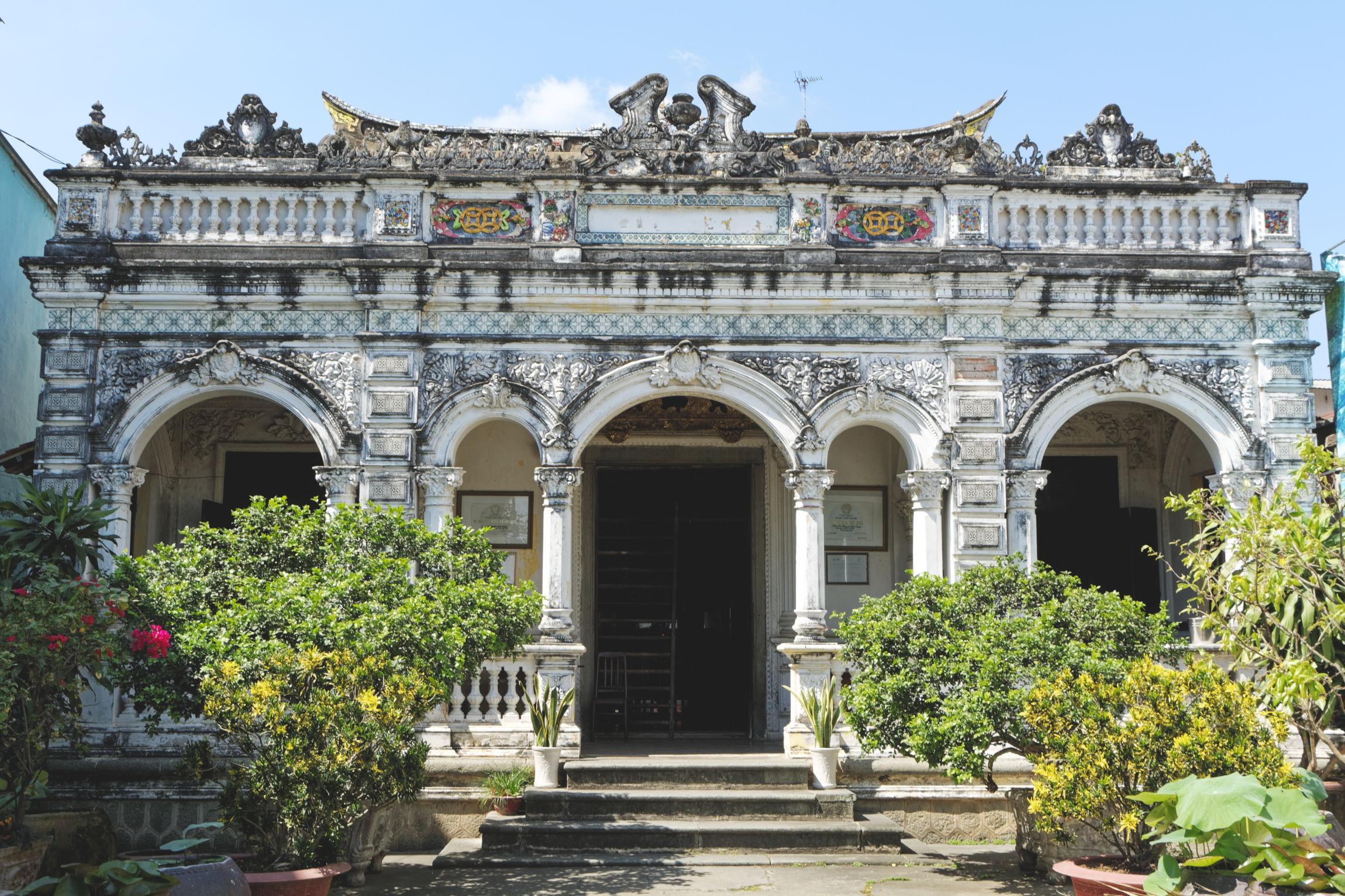 Delta du Mékong maison de l'amant Sadec