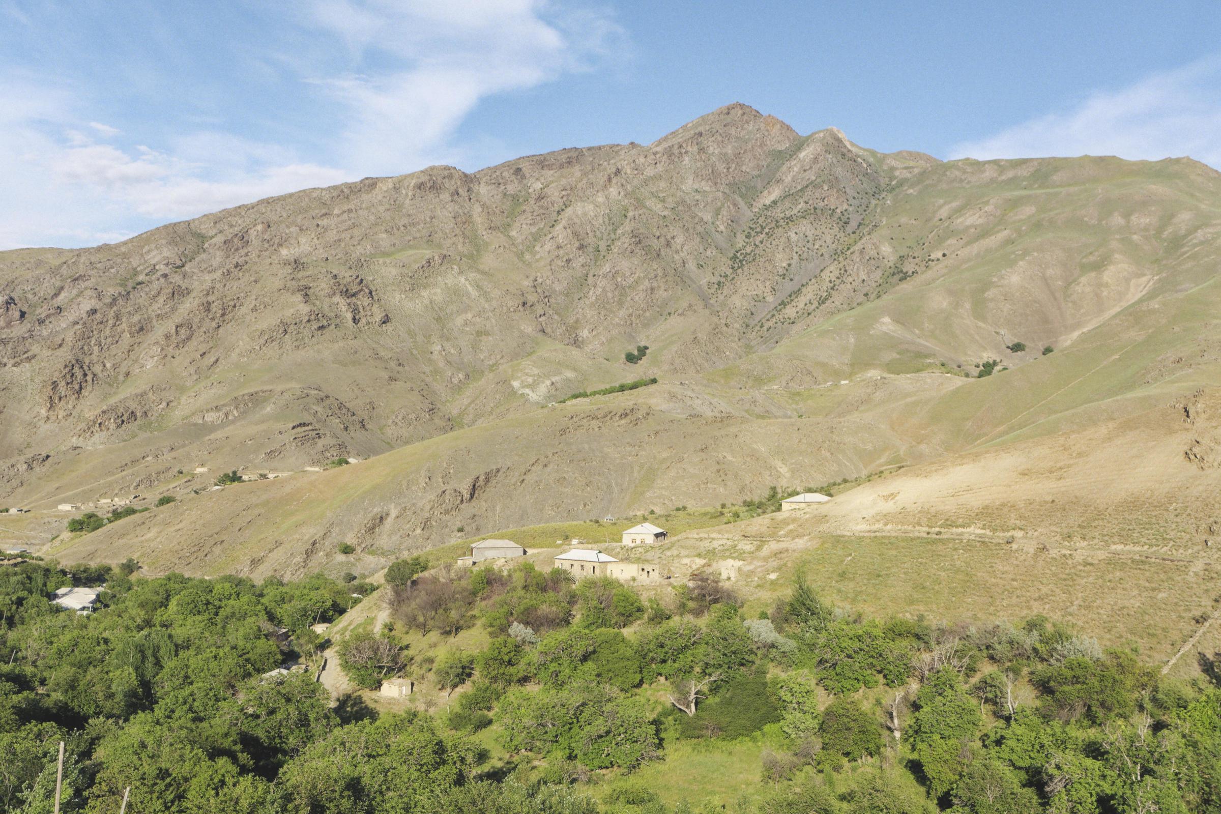 Village monts Nourata