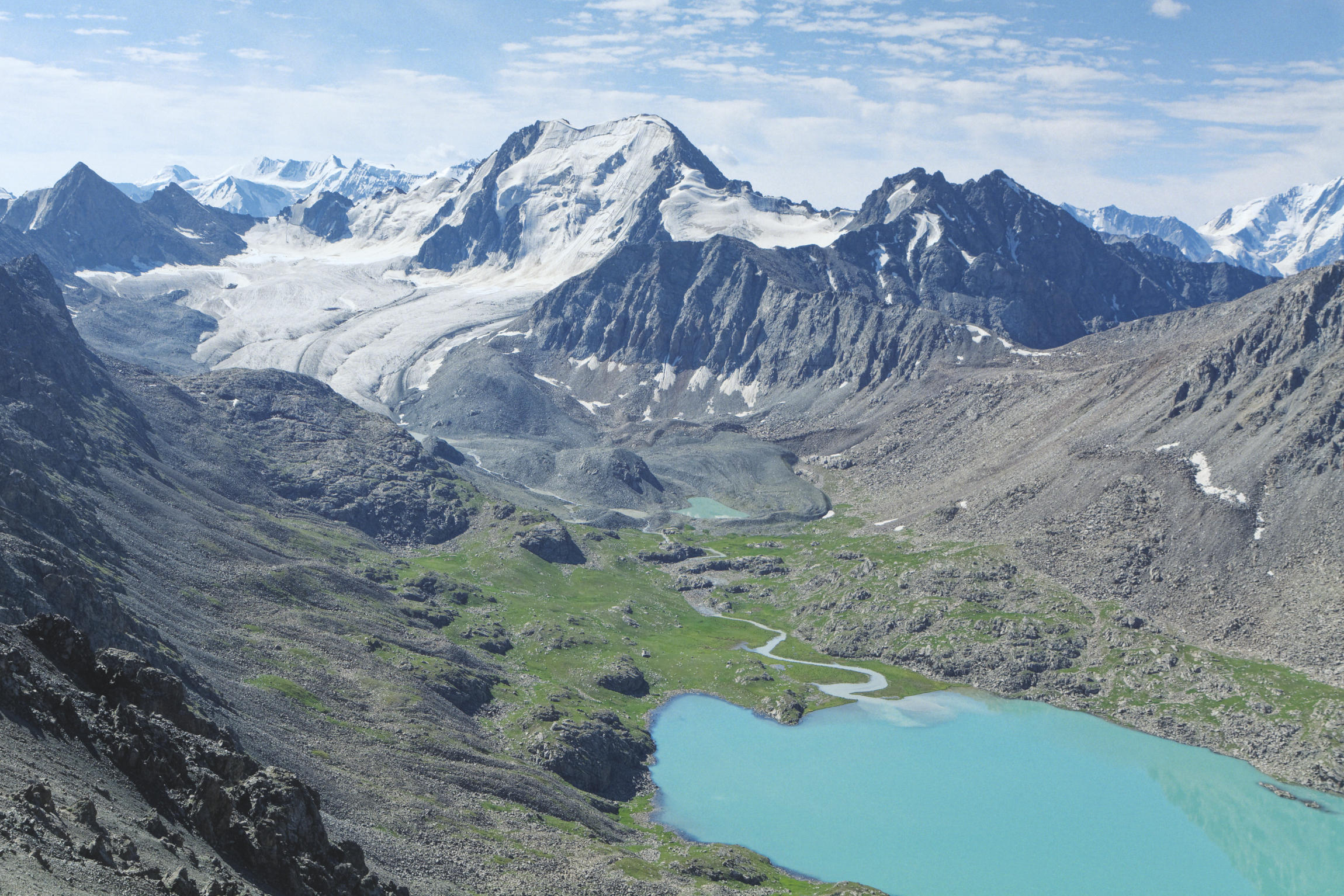Lac Ala Kul Kirghizstan