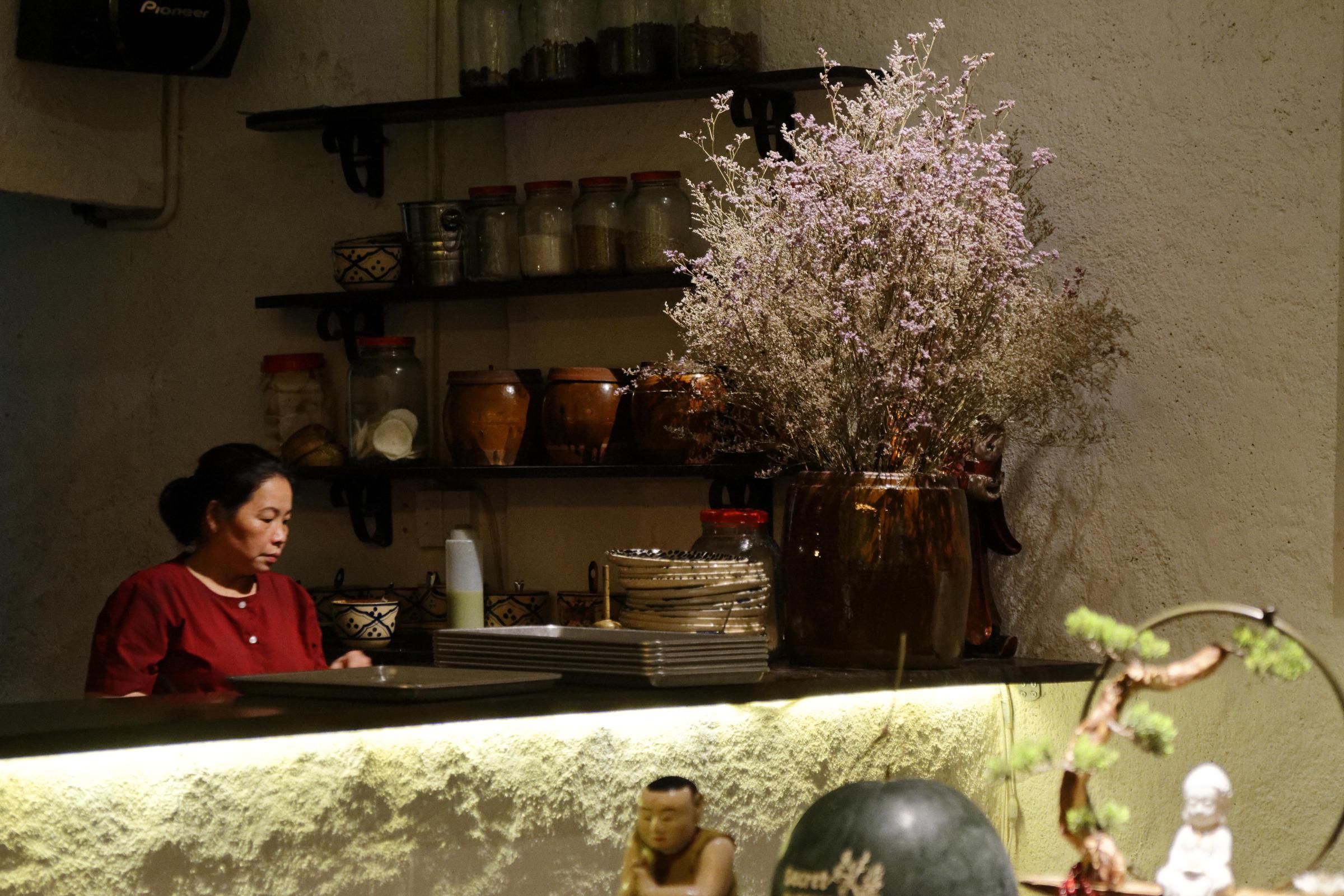Restaurant Secret Cottage Hô Chi Minh Ville Saigon