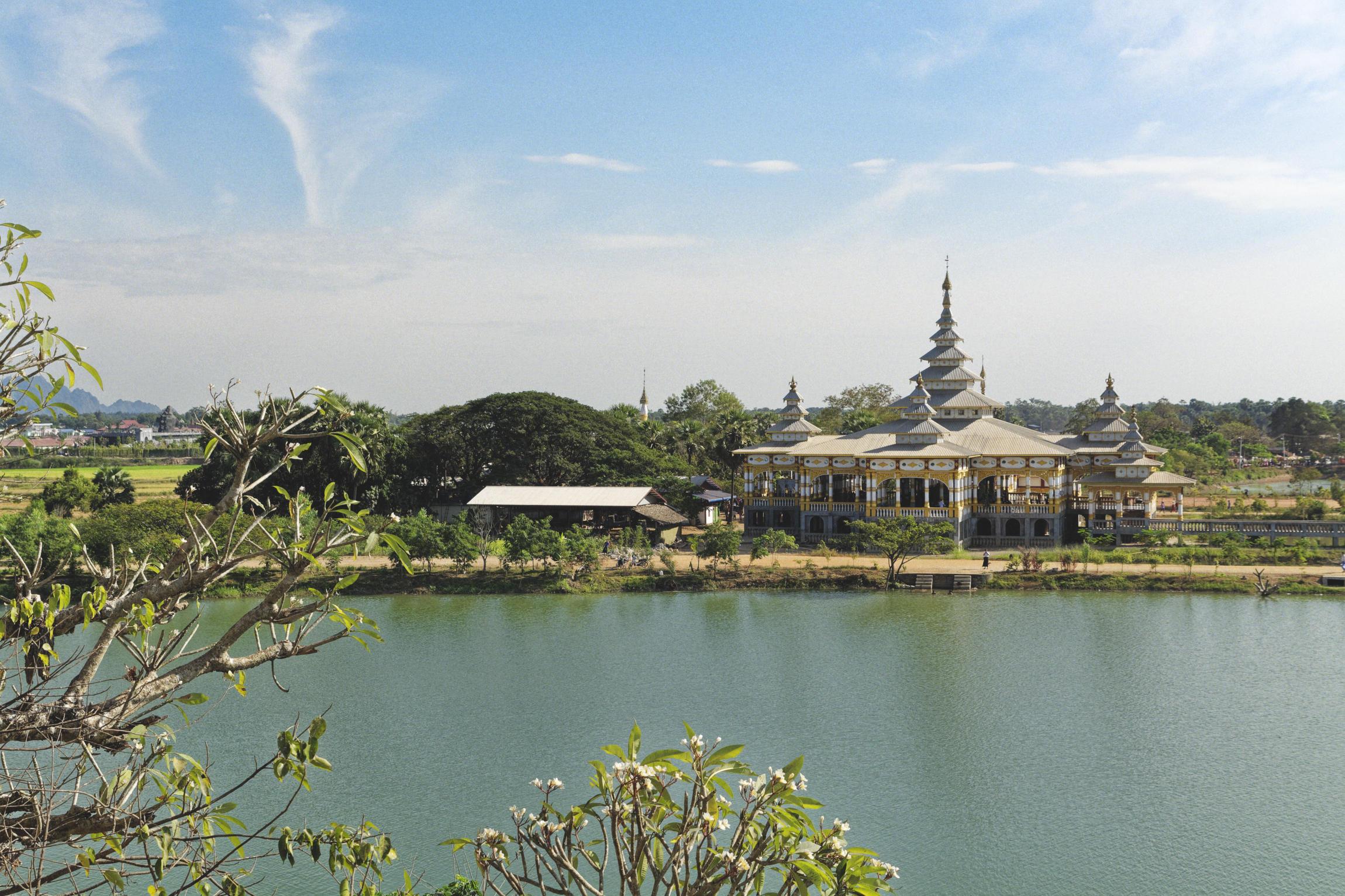 Hpa-An, première étape birmane