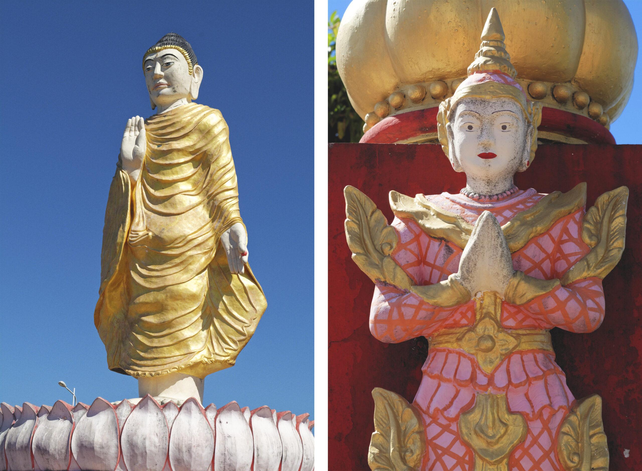 Ngapali bouddhisme